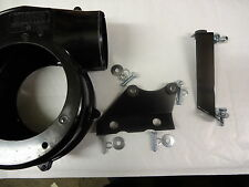 MG MIDGET AUSTIN HEALEY SPRITE HEATER BLOWER MOUNTING BRACKETS LOWER & UPPER