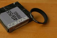 Original CONTAX 49/55 ring f. Tessar 2.8 / 45mm - Originalverpackt - OVP - BOXED