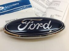 Ford Flex Taurus X Edge Front Grille Chrome and Blue Oval EMBLEM OEM BT4Z-8213-A