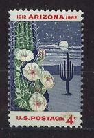 ESTADOS UNIDOS/USA 1962 MNH SC.1192 Arizona Statehood