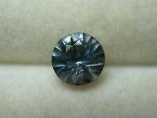 rare STEEL BLUE Spinel gem Diamond cut Tunduru Tanzania natural Gemstone