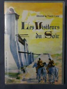 Criterion Collection: LES VISITEURS DU SOIR (1942, France)(DVD)