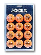 JOOLA Training 40mm Table Tennis Balls (pack of 12)