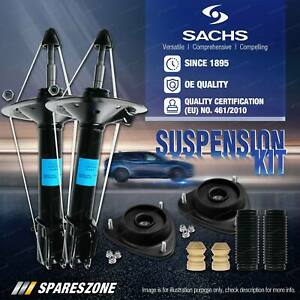 Front Sachs Shock Absorber Mount Bump Stop Kit for Toyota Rav 4 SXA11G Wagon