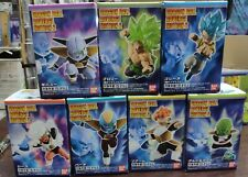 Bandai Dragon Ball Z Super Adverge Motion Candy Toys Vol. 2 - Set of 7