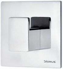Blomus Menoto Wall Hook Polished Stainless Steel Self Adhesive Wall Towel Hanger