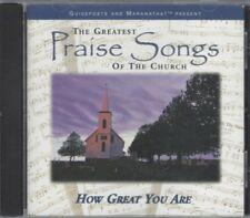 GREATEST PRAISE SONGS OF THE CHURCH, How Great You Are (CD, 2003, 16 Songs)– VG