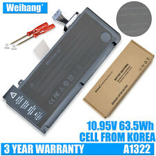 """Genuine Weihang A1322 Battery for Apple Macbook Pro 13"""" Unibody A1278 MB991LLA"""