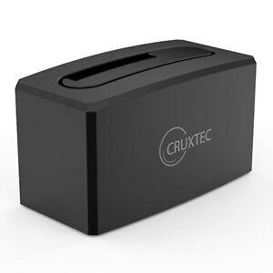 USB3.0 to SATA 3.5″ and 2.5″ Hard Drive Docking Station Black SD15