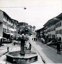 GRUYERE c. 1960 - Place Suisse - DIV 3598