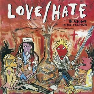 Love/Hate - Blackout in the Red Room [New CD] Deluxe Ed, Rmst, UK - Import
