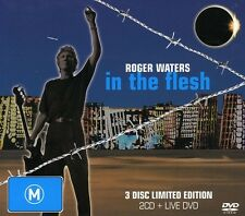 Roger Waters - In the Flesh Live [New CD] Bonus DVD, PAL Region 0, UK - Import