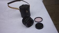 german lens pentacon auto 2,8 / 29 camera