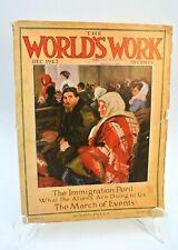 The World's Work Magazine December 1923