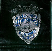 The Prodigy - Their Law - The Singles 2 x Vinyl LP *NEW & SEALED*