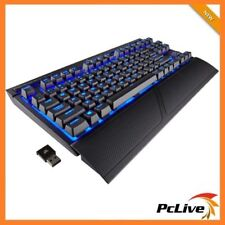 Corsair K63 Wireless Mechanical Gaming Keyboard Blue LED Backlight Cherry MX Red