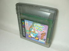 Donald Duck Save Daisy GB Game Boy Nintendo Import Japan Cartridge Only gbc