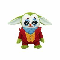 Baby Yoda The Joker Plush Figure Stuffed Toy, Gift. BRAND NEW!