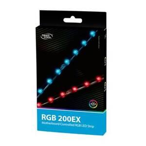 DeepCool RGB 200 EX Magnetic & Adhesive High Brightness LED Strip ASUS Aura Sync