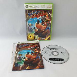 Xbox 360 - Banjo-Kazooie Nuts & Bolts (Bundle Copy Not for Resale)