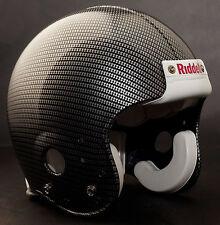 Riddell VSR-4 Pro Line Football Helmet HYDROFX/HYDROGRAPHIC (CARBON FIBER)