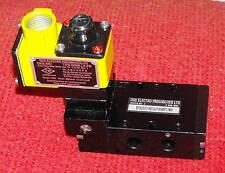 Rgs Elektro Pneumatik - Intrinsisch Tresor,3-way Magnetventil,24-VDC Spulen