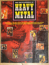 The Encyclopedia Of Heavy Metal - Song Book