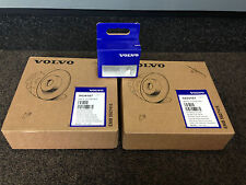 GENUINE VOLVO V70 S60 S80 REAR BRAKE DISCS DISC & PADS 9434167 30648382 BRAKES