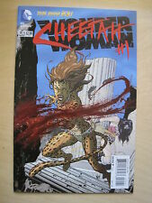 WONDER WOMAN  # 23.1 / CHEETAH # 1.1st PRINT.THE NEW 52.GREAT COVER ! DC.2013