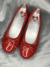 stride rite size 2 Red Girl Shoes
