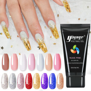 Classic Color Poly Nail Gel UV Building Gel Extension Hard POLY GEL 30ml 60ml