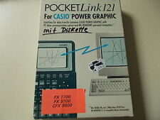 Pocket link 121, for Casio Power gráficos, data transfer Interface, #k-17-9