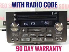 """""""AC646A"""" 02 03 04 Acura RL Radio AM FM 6 Disc Changer OEM 39101-SZ3-A712 / A713"""