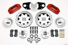 Wilwood Dynapro 6 Front Big Brake Kit fits Ford Mustang II,Pinto,Bobcat,12.19""