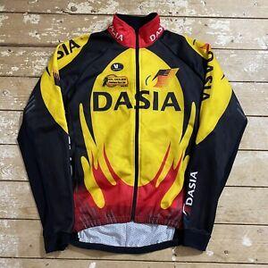 Vermarc Winter Cycling Jersey Jacket XXL Dasia Windtex