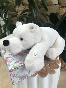 Thaw 5 Charlie Bears Plush Polar Bear 2020 Bearhouse Collection Soft Toy