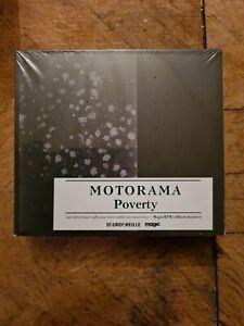 Motorama-Poverty CD NEW
