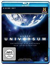 Unser Universum - Staffel 1 (History) (3 Blu-rays) v... | DVD | Zustand sehr gut