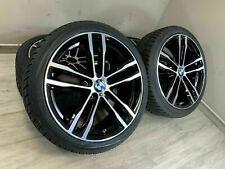 Original BMW 3er F30 F31 4er F32 F33 F36 19 Zoll Felgen Winterreifen - M704