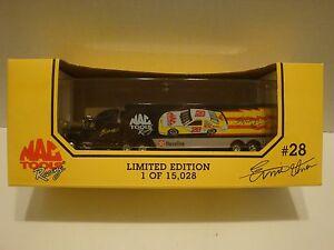 Racing Champions Mac Tools Ernie Irvin Transporter Nascar 1:87 Diecast C38-26
