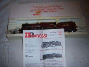 Rivarossi  HO Royal Scot 1348 Locomotive 6100 TESTED & BOXED
