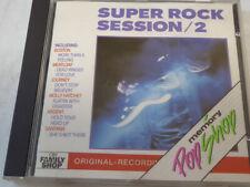 VARIOUS : Super Rock Session / 2 POP SHOP  > VG+ (CD)
