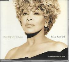 TINA TURNER - On silent wings PROMO CD SINGLE 1TR Europe 1996 (Parlophone)