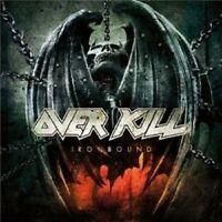 """OVERKILL """"IRONBOUND"""" CD THRASH METAL NEU"""