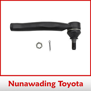 Genuine Toyota Right Hand Tie Rod End Sub Assembly for Corolla WG NZE161 2012-On