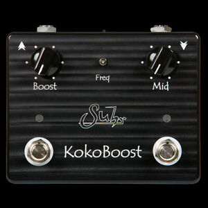 Suhr Koko Boost Guitar Effects Pedal