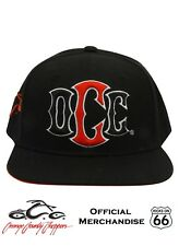 Official Orange County Choppers 'Western Logo' Cap - Customs, Harley Davidson