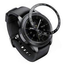 Para Samsung Galaxy 42/46mm Bisel Marco De Estilo Anillo Reloj Estuche Cubierta Protección