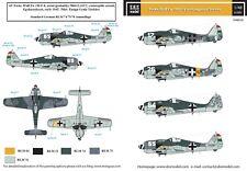 SBS Model 1/48 Focke-Wulf Fw-190 F-8 in Hungarian Service decal D48026