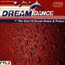 Dream Dance 02 (1996) Doctor Twiligt, Robert Miles, B.B. Jones, Zhi-Vag.. [2 CD]